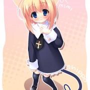 ネコミミ美少女画像