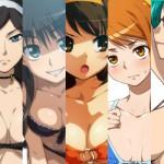 あに弁 /  お気に入りのアニメのキャラをご披露したくて見繕って詰め込んだCG集です。