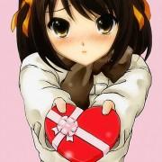 二次 バレンタイン