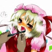 二次 性的歯磨き
