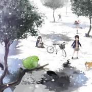 二次 冬らしい画像
