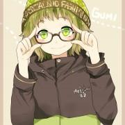 二次 眼鏡っ娘