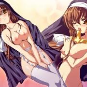 二次 修道女