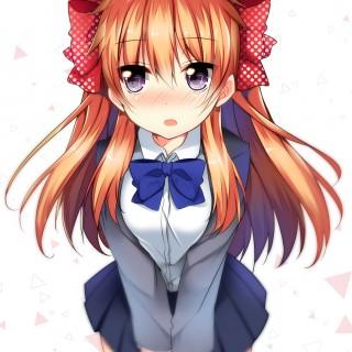 二次 制服服美少女