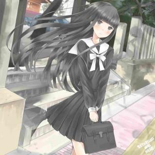 二次制服美少女のエロ画像