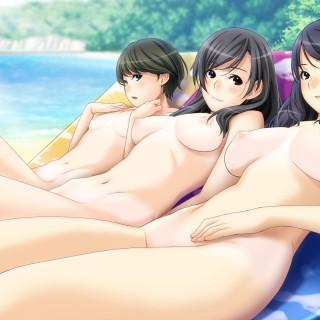 二次 美少女の全裸