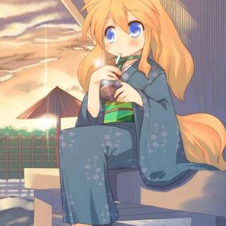 二次 狐っ娘
