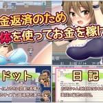 寝取られ妹美咲~流され系妹のHなアルバイト生活~/  義妹寝取られアルバイトRPG..